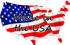 Products are Proudly Made in the USA